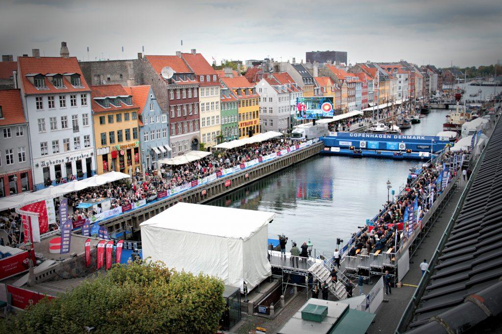 Wolrd Cup finalen i Nyhavn 2009
